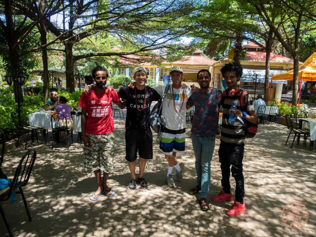 Whole Ethiopia Group in Arba Minch