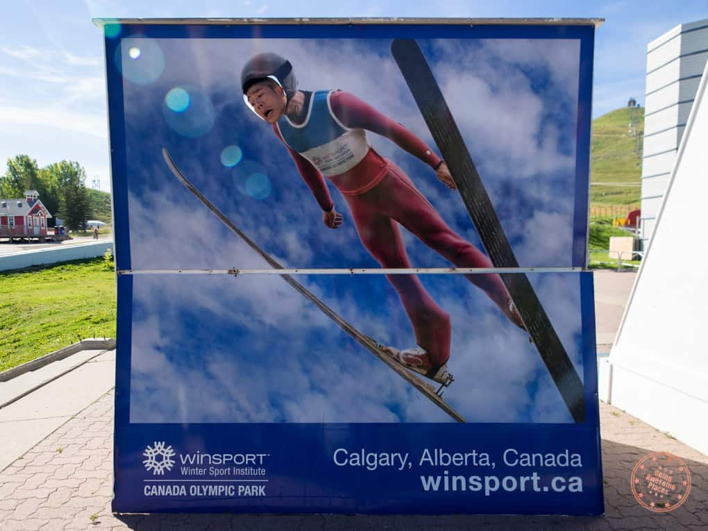 WinSport Canada Olympic Park