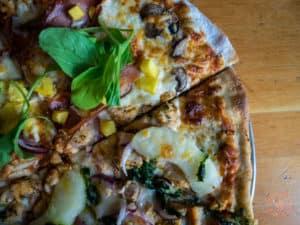 Rocky Mountain Flat Bread Company Pizzas