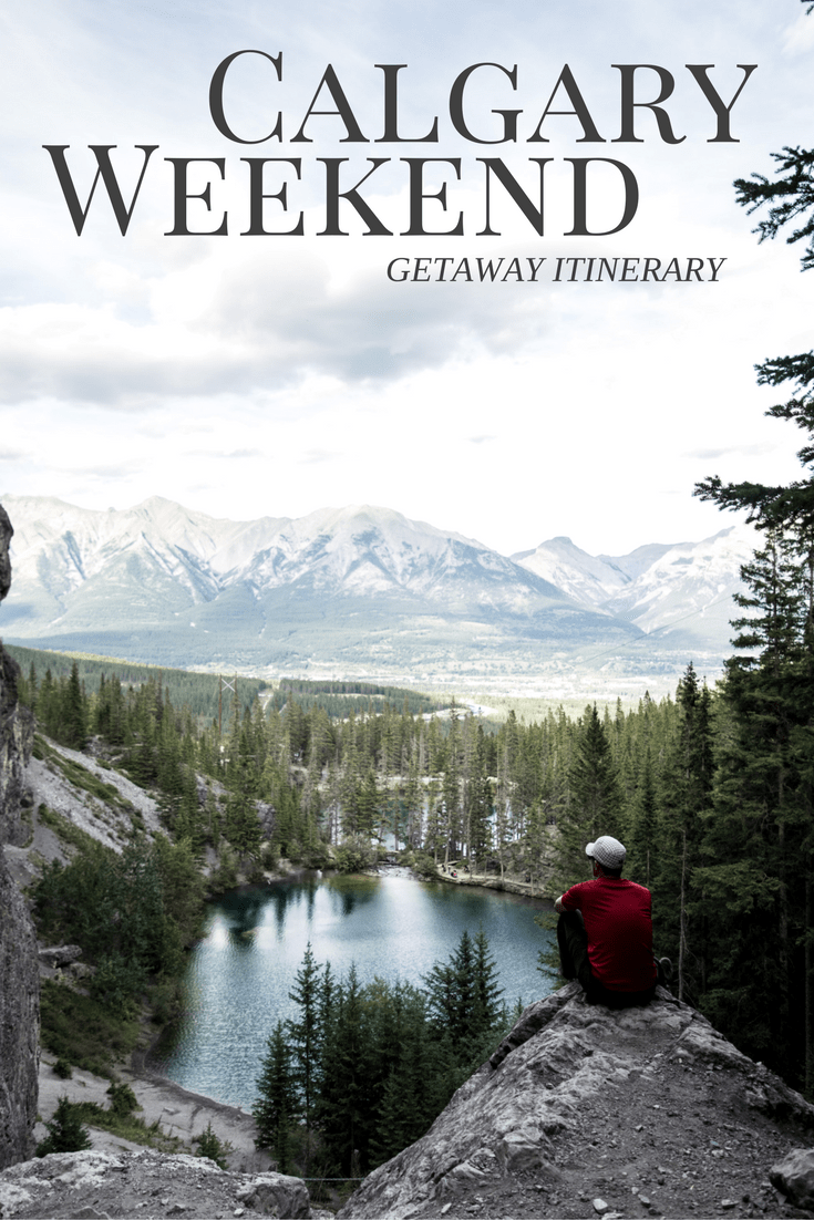 If you only have a weekend to spare, an epic trip to Calgary is completely possible. This trip will allow you to explore the city and the Rocky Mountains.