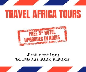 travel africa tours ethiopia trip discount code promotion sale free upgrade