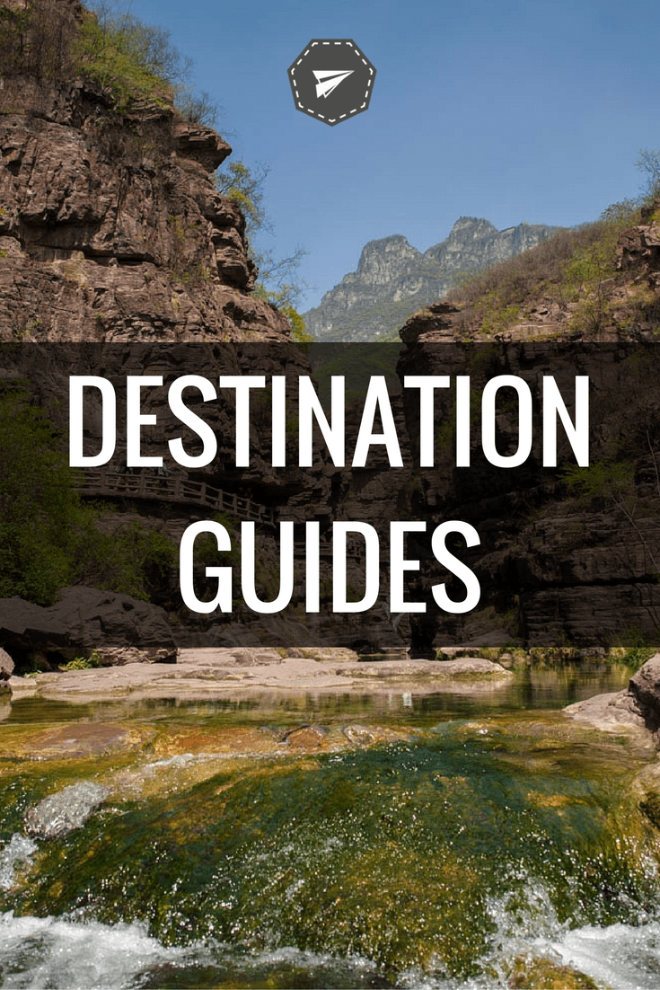 These travel guides provide tips, country facts, money saving advice, and suggested things to see & do in destinations around the world.
