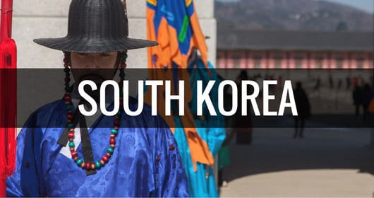 South Korea travel guide and tips
