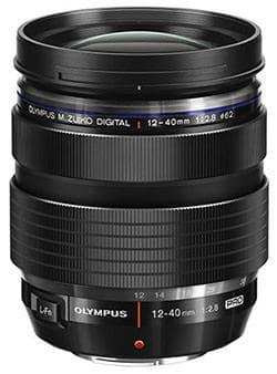 Best versatile lens for Olympus M43 is the 12-40mm M.Zuiko Digital Lens