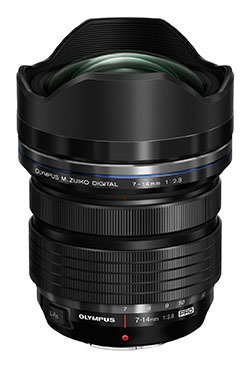 The Olympus 7-14mm M.Zuiko Lens is an excellent wide angle lens that pairs well with the micro four thirds system