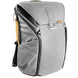 Peak Design's new Everyday Backpack in the 30L size and in Ash.