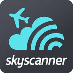 Skyscanner is the best flight search engine