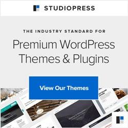 StudioPress Genesis WordPress Platform