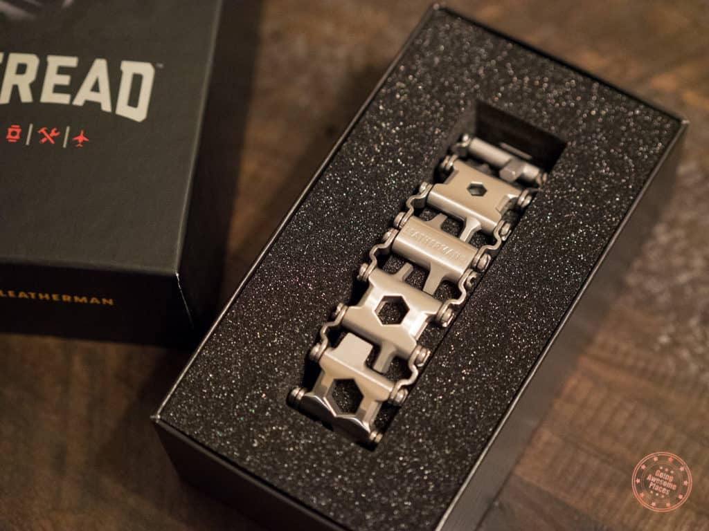 Tread by Leatherman In The Box