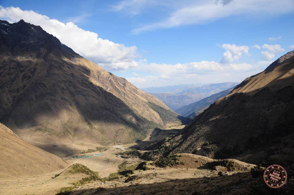 Salkantay Trekking Mountain View