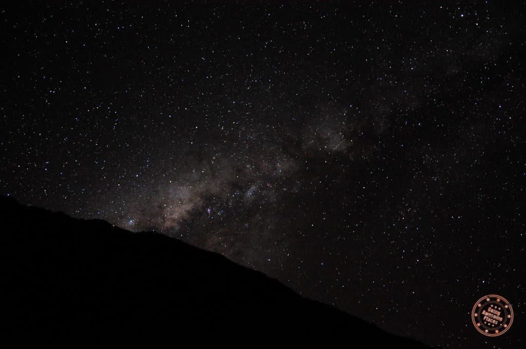 Salkantay Trekking Night Time Milky Way