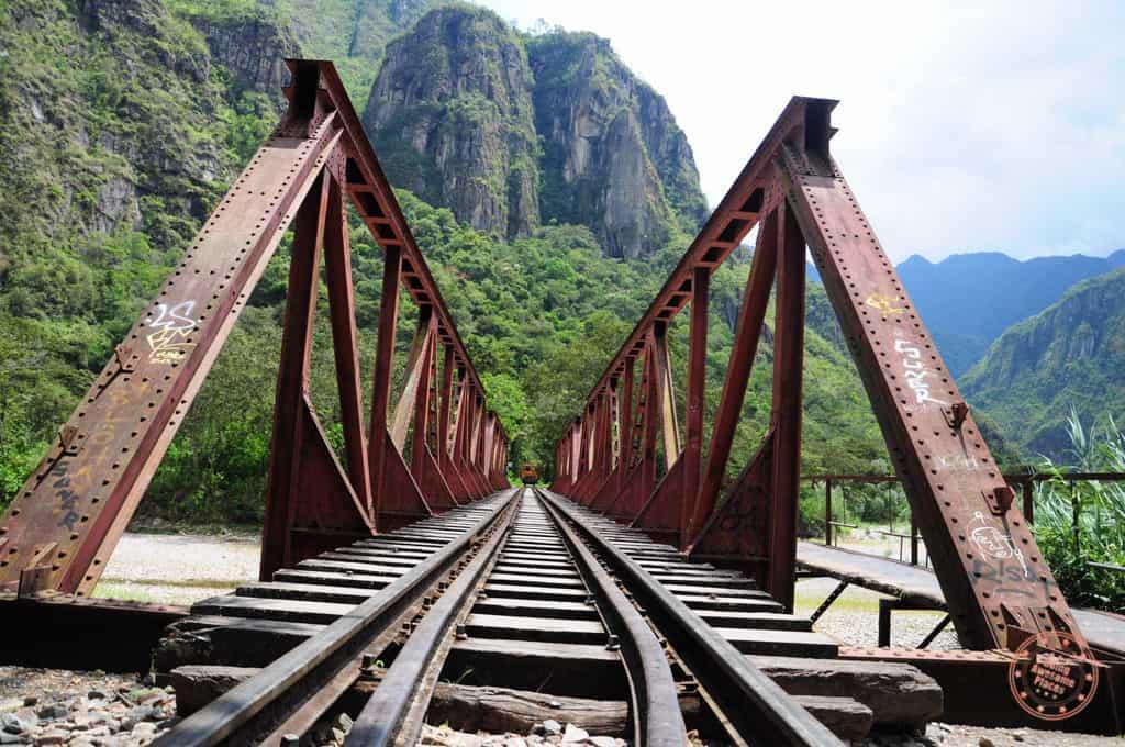 Train Tracks of Salkantay Trekking