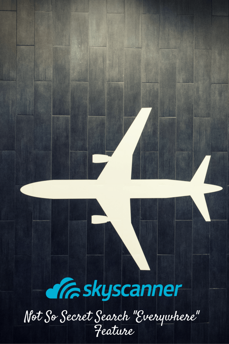Use Skyscanner's