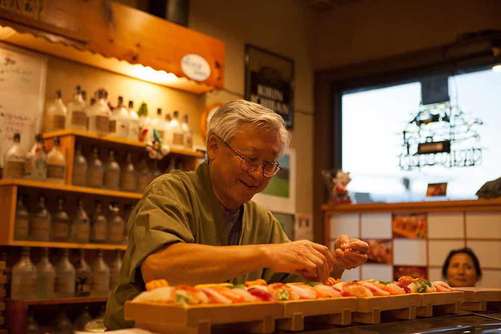 Koiso Sushi in Kihei