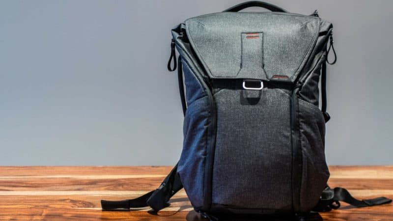 Peak Design Everyday Backpack 20L – Unboxing and First Impressions