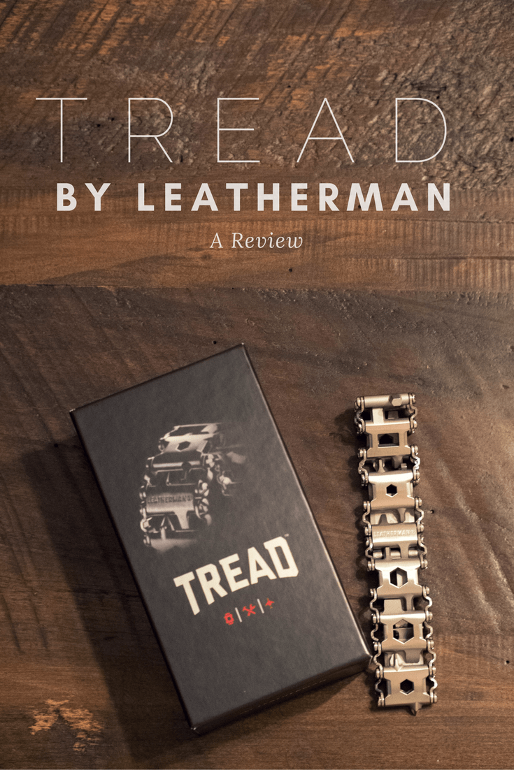 A thorough review of the TREAD by Leatherman based on personal experiences with this wrist multi-tool.