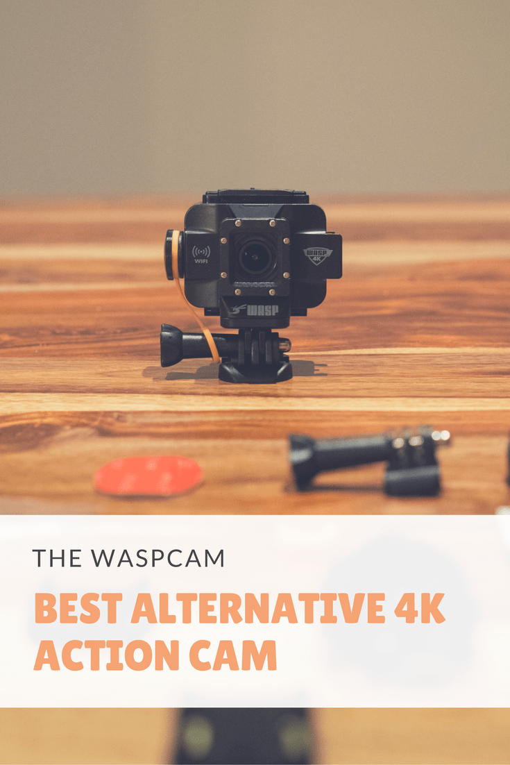 Looking for an alternate to GoPro for your action cam that is cheaper, does 4K video, and uses the same mounts?