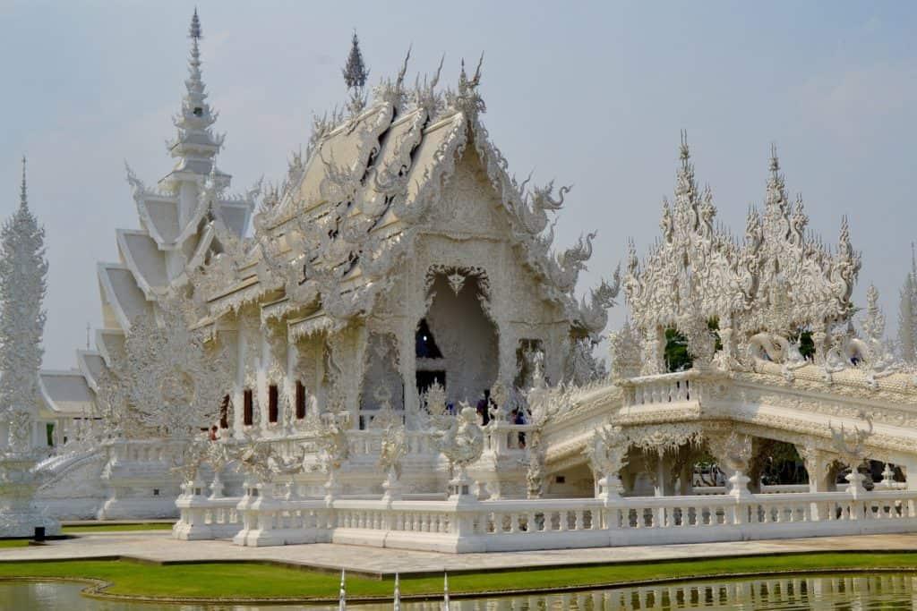 Chiang Rai The White Temple