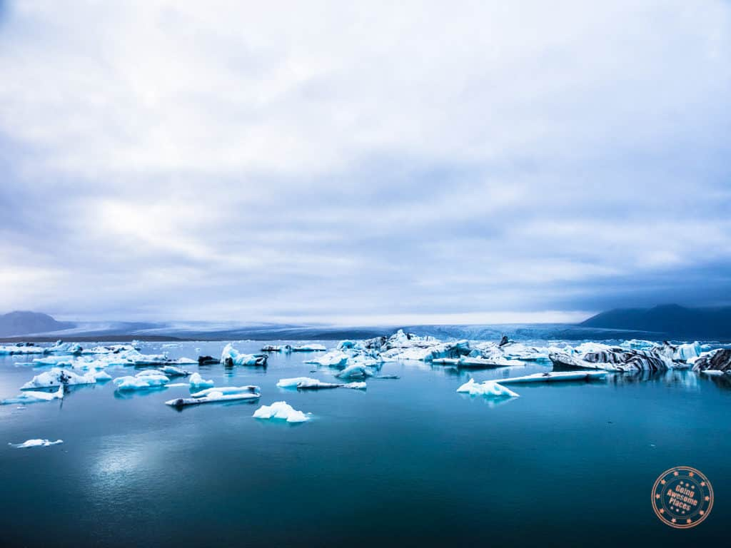 Jokusarlon Iceberg Lagoon