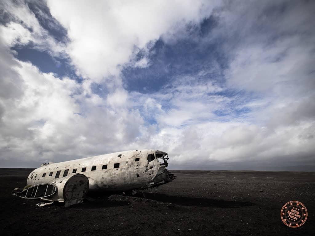 Iceland Sólheimasandur plane wreck