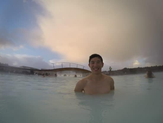inside Iceland's Blue Lagoon
