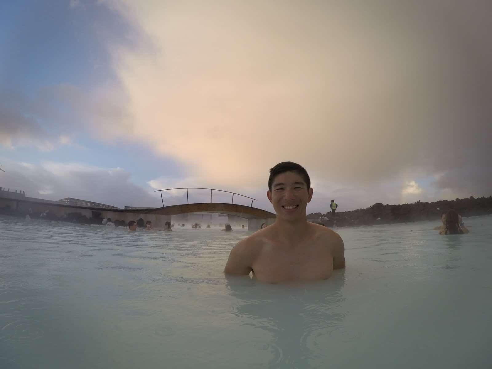 inside Iceland's Blue Lagoon