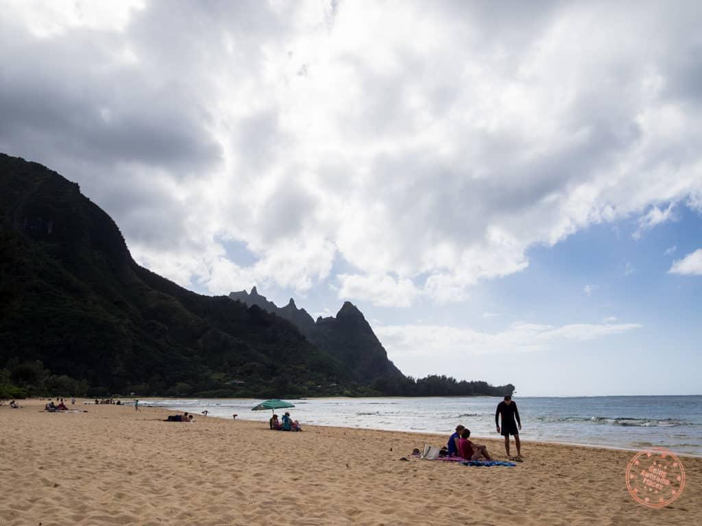 Kauai Tunnels Beach