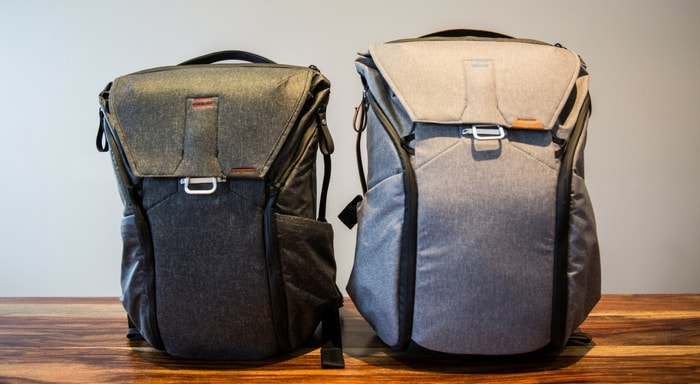 Peak Design Everyday Backpack 30L vs 20L – A Review and Comparison
