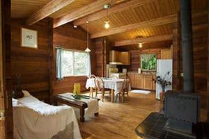 cabins at kokee near waimea in kauai