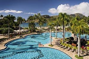 where to stay - kauai marriott resort pool