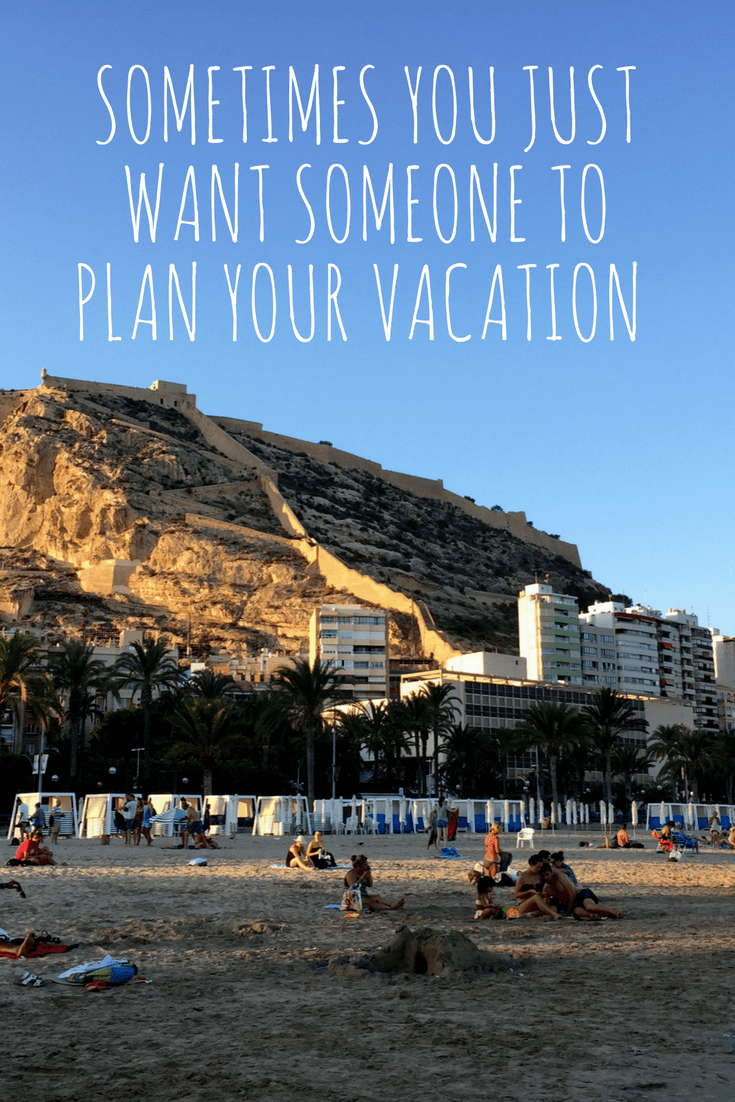 Planning a vacation is HARD and as fun as it is, sometimes you just want someone to help you plan it.