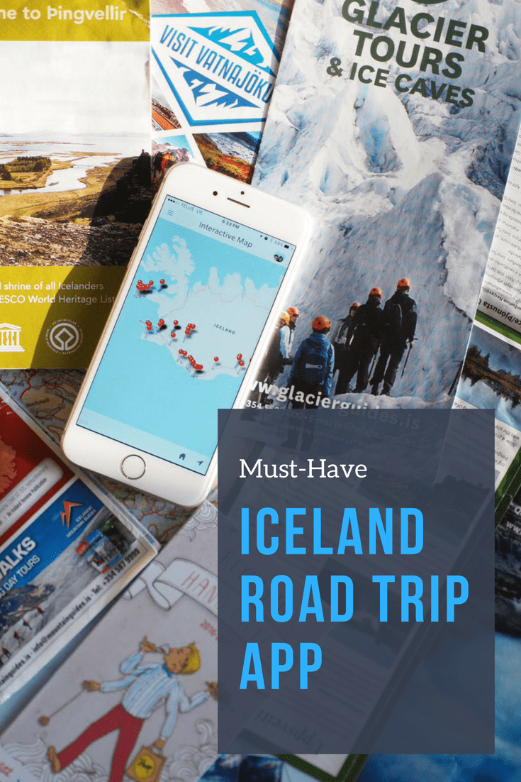 Planning your road trip through Iceland and need a companion app that gives you offline access to detailed itinerary, secret tips, interactive map, must-see sights and more.  Available on iOS and Android.