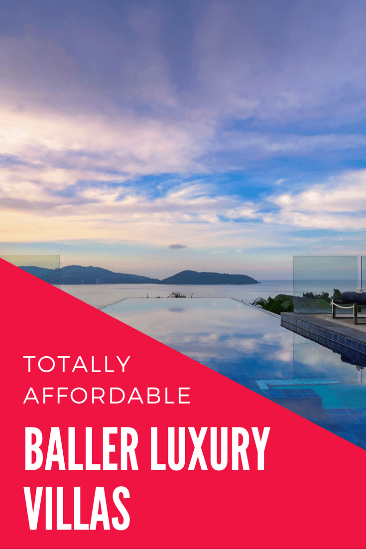 Luxury villas that you thought were only available to the rich and famous are way more affordable than you think. It's kind of crazy but find out how.