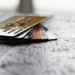 stack of the best travel credit cards in canada