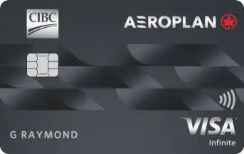 cibc aeroplan visa infinite card for canadian travel hackers