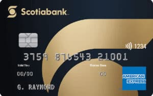 scotiabank gold american express best canadian travel hacking credit card