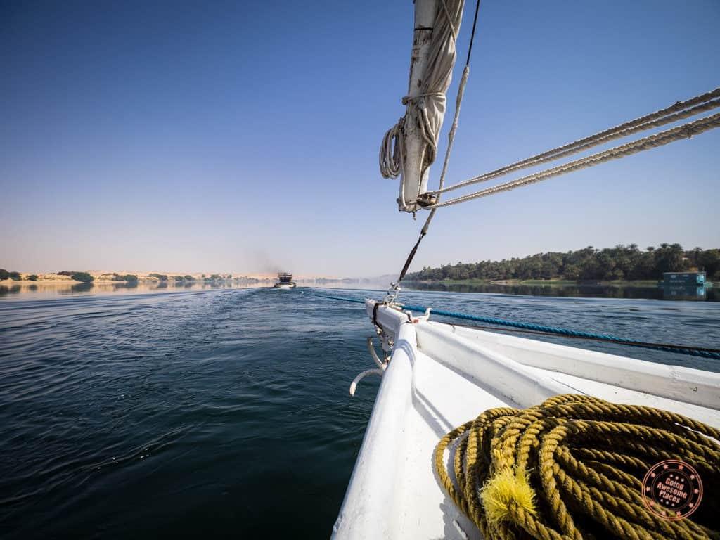 dahabiya nile cruise lower deck