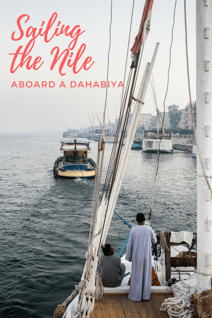 Find out what it\'s like to do a 4 day cruise along the nile from Aswan to Esna aboard a sailboat called a Dahabiya. It\'s luxurious, relaxing, and adventurous all at once as you get a chance to explore tombs, temples, and local villages.