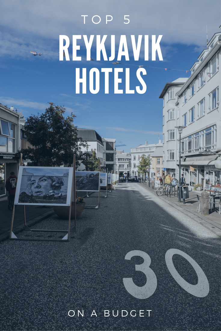 Looking for a place to stay in Reykjavik, Iceland? Here is a curated list of the 5 top hotels to stay at which won't break the bank and puts yourself right into the heart of the city.