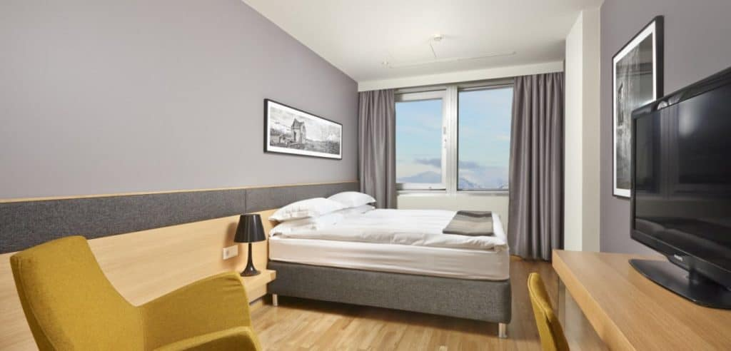Top 5 hotels in reykjavik on a budget in iceland for Airport hotel reykjavik