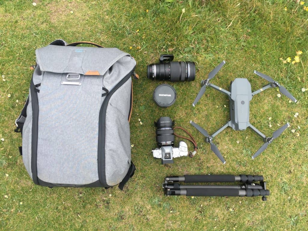 Camera Gear For Trip to Ireland