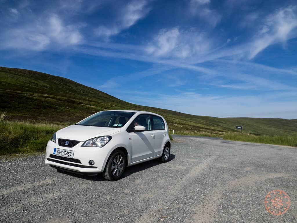 car rental from europcar in ireland road trip travel guide