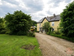 newlands lodge b&b kilkenny - where to stay in ireland in 7 days