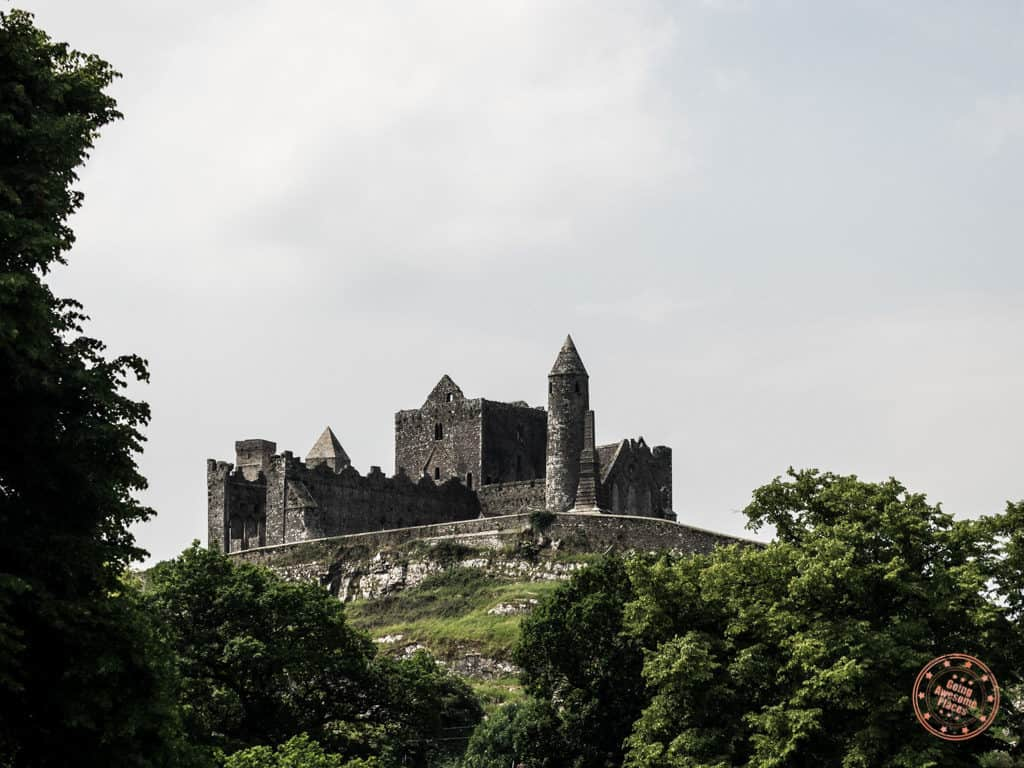 Rock of Cashel On The Hill