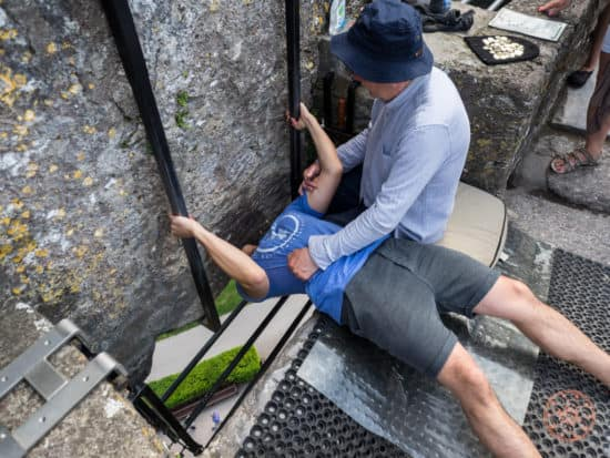 Will Kissing the Blarney Stone