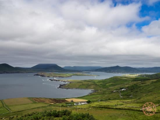 View from Valentia Island