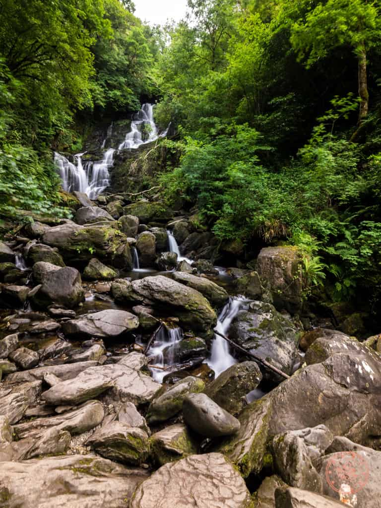 Torc Waterfall Long Exposure