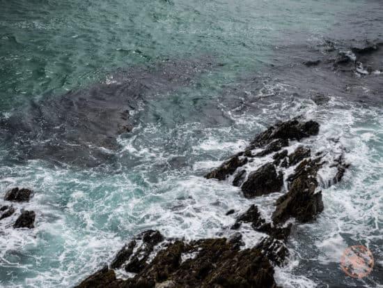 Crashing Atlantic Waves in Dingle