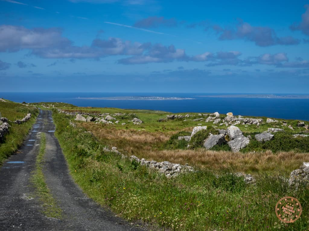 The Country Roads of The Burren