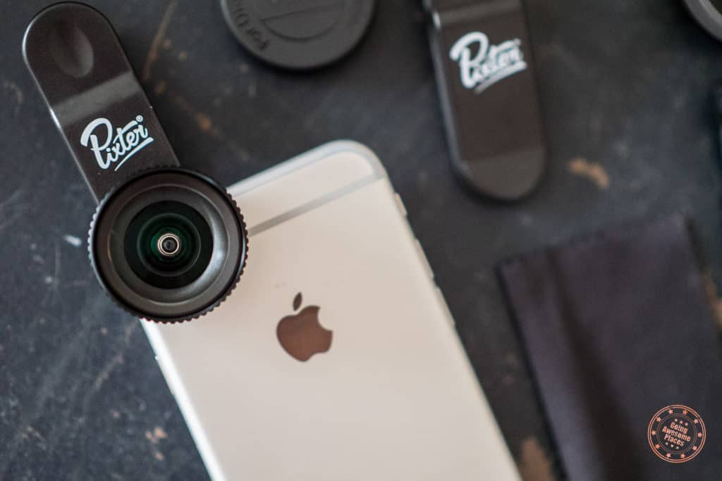 Pixter Wide Angle Pro Lens